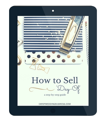 How to sell Day-of