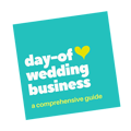Day-of Wedding Business
